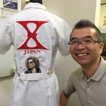 X-JAPAN ナース