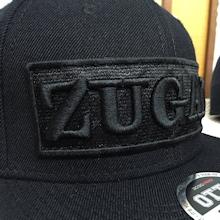 ZUGANキャップ3D刺繍