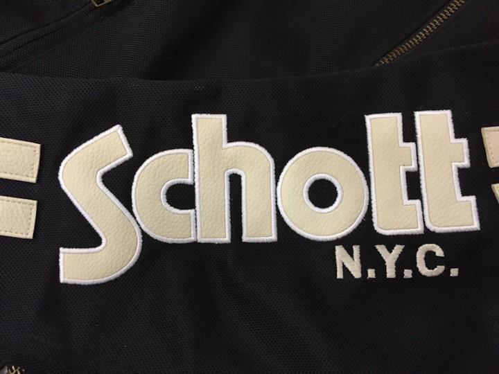 schottジャケット完成2